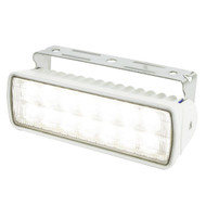 Hella Marine Sea Hawk-XLR LED Floodlight - White LED\/White Housing