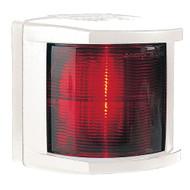 Hella Marine Port Navigation Light - Incandescent - 2nm - White Housing - 12V
