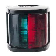 Hella Marine Bi-Color Navigation Light - Incandescent - 2nm - Black Housing - 12V