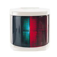 Hella Marine Bi-Color Navigation Light - Incandescent - 2nm - White Housing - 12V