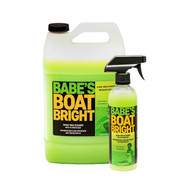 Babe's Boat Bright Spray Wax Cleaner