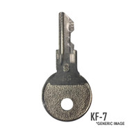 Johnson/Evinrude 0501522 Ignition Key KF-7