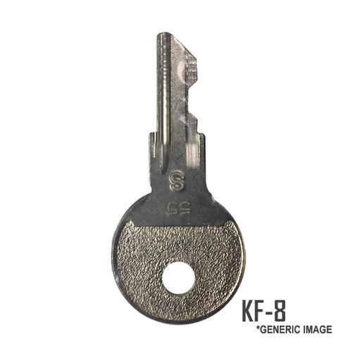 Johnson/Evinrude 0501523 Ignition Key KF-8