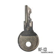 Johnson/Evinrude 0501528 Ignition Key KF-13