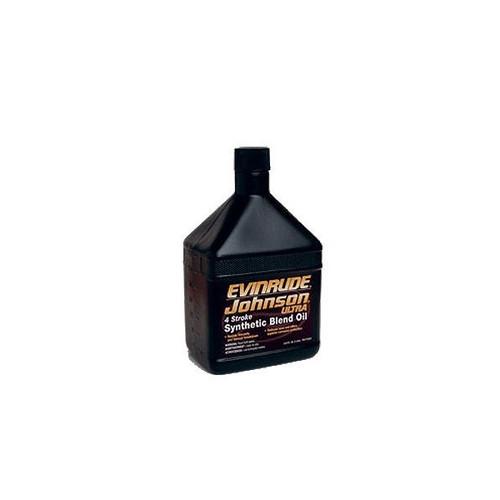Johnson/Evinrude Ultra 4-Stroke Oil - Qt
