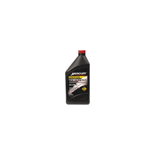 Mercury Verado 4-Stroke Synthetic Blend 25W-50 Oil