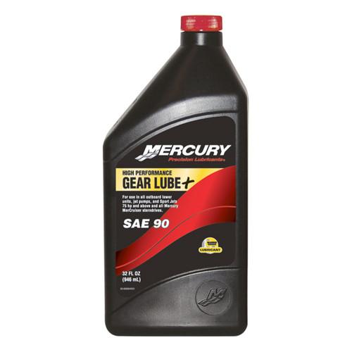 Mercury High Performance Gear Lube -Quart