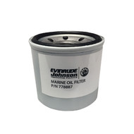 Johnson/Evinrude BRP 0778887 Oil Filter