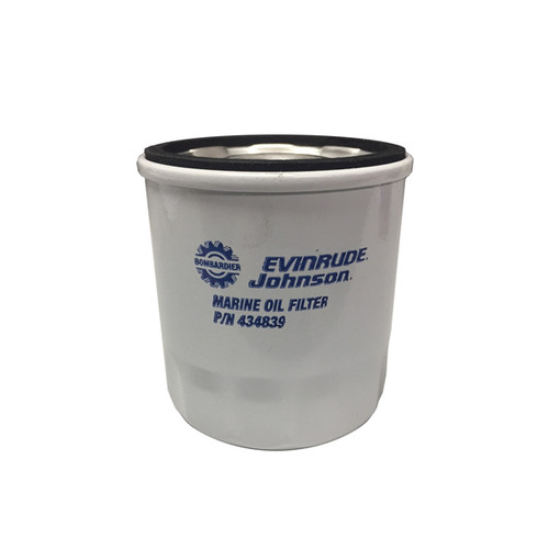 Johnson/Evinrude 0434839 Oil Filter