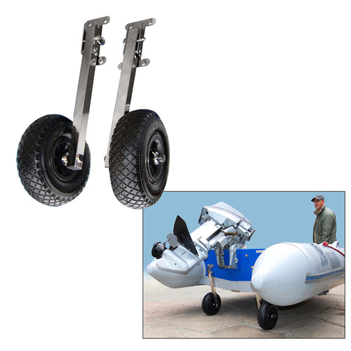 Davis Wheel-A-Weigh Launching Wheels