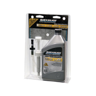 Quicksilver High Performance Gear Lube & Pump Kit