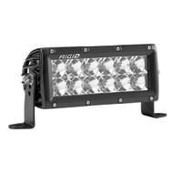 """Rigid Industries E-Series PRO 6"""" Flood LED - Black"""