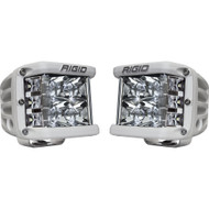 Rigid Industries D-SS PRO Spot LED - Pair - White