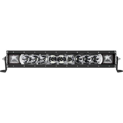 "Rigid Industries Radiance+ 20"" - Backlight - White LED - Black"