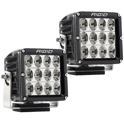 Rigid Industries D-XL PRO - Driving LED - Pair - Black