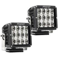 Rigid Industries D-XL PRO - Driving LED - Pair - Black