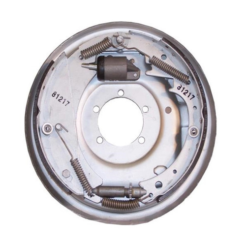 "Tie Down 12"" Hydraulic Freeback GalvX Drum Brake - RH"