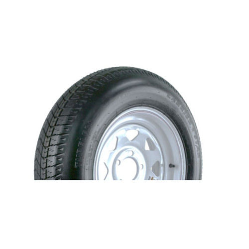 Carrier Star ST175/80D13 5-Hole LRC Trailer Tire-White