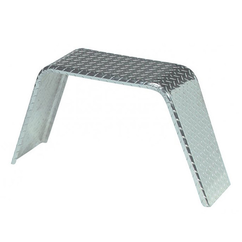 CE Smith Jeep Style Diamond Tread Aluminum Fender