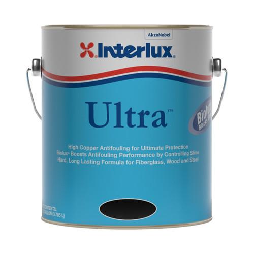 Interlux Ultra w/ Biolux Hard Antifouling Paint
