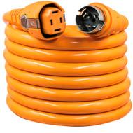 SmartPlug 50 Amp 25 Dual Configuration Cordset w\/Marina Park Power End
