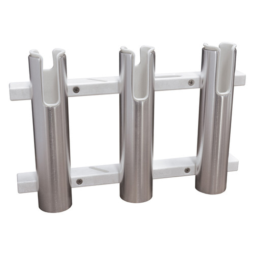 Taco 3 Rod Aluminum/Poly Rod Rack