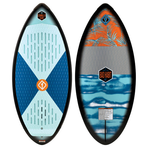 Connelly Bad Habit Wakesurf Board