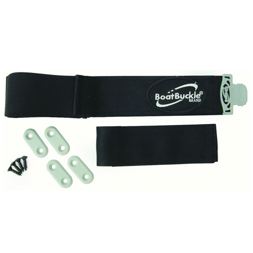 Boat Buckle Stretch Deck Mount Rod Holder