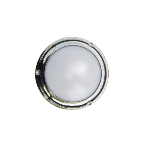 T-H Marine Stainless LED Dome Light