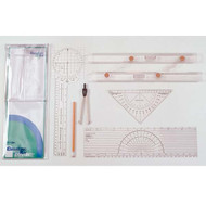 Davis Charting Kit with Protractor