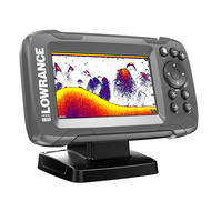 "Lowrance HOOK-4X GPS 4"" Fishfinder GPS TrackPlotter All Season Pack"