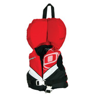 O'Brien Infant Red Nylon Vest