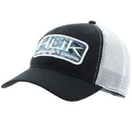 Huk Kryptek Patch Trucker Cap - Neptune