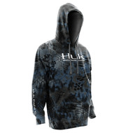 Huk Full Kryptek Performance Hoodie - Neptune