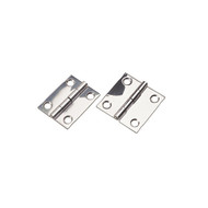 Sea Dog Stamped Stainless Steel Butt Hinge