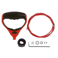 TH Marine G-Force Trolling Motor Replacement Handle & Cable - Red