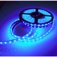 TH Marine Pontoon LED Flat Flexible Ribbon Strip Light Kit - Blue