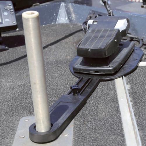 TH Marine Pedal Paddle Trolling Motor Pedal Mount