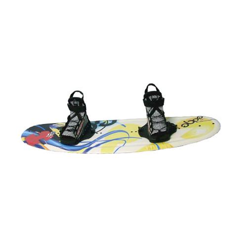 Hydroslide Edge Jr Wakeboard w/ Chaser Jr Boots