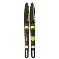 O'Brien Reactor Combo Waterskis w/ 700 Adj.