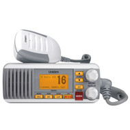 Uniden UM385 Fixed Mount VHF Radio - White