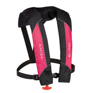 Onyx A/M-24 Pink Auto/Manual Inflatable Life Vest