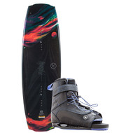 Hyperlite Maiden Wakeboard w/Blur Bindings