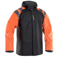 Grundens Balder 302 Jacket - Orange