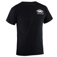 Grundens Eat Alaska Crab Black T-Shirt