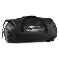 Grunden Shackleton 105L Waterproof Duffel - Black