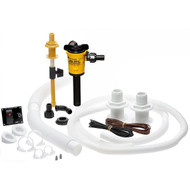 Johnson Pump Basspirator Livewell Aerator Kit