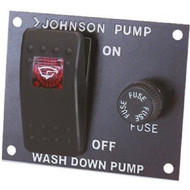 Johnson Pump 2 Way Wash Down Control Panel
