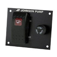 Johnson Pump Blower Panel Switch