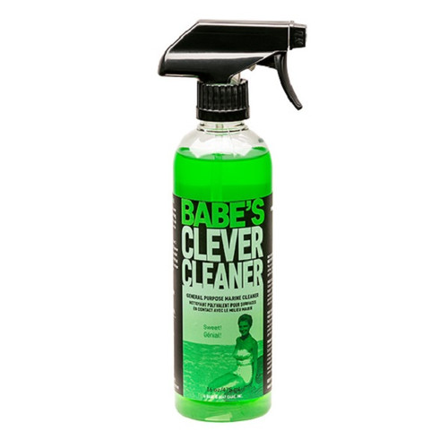 Babe's Clever Cleaner - 16 oz
